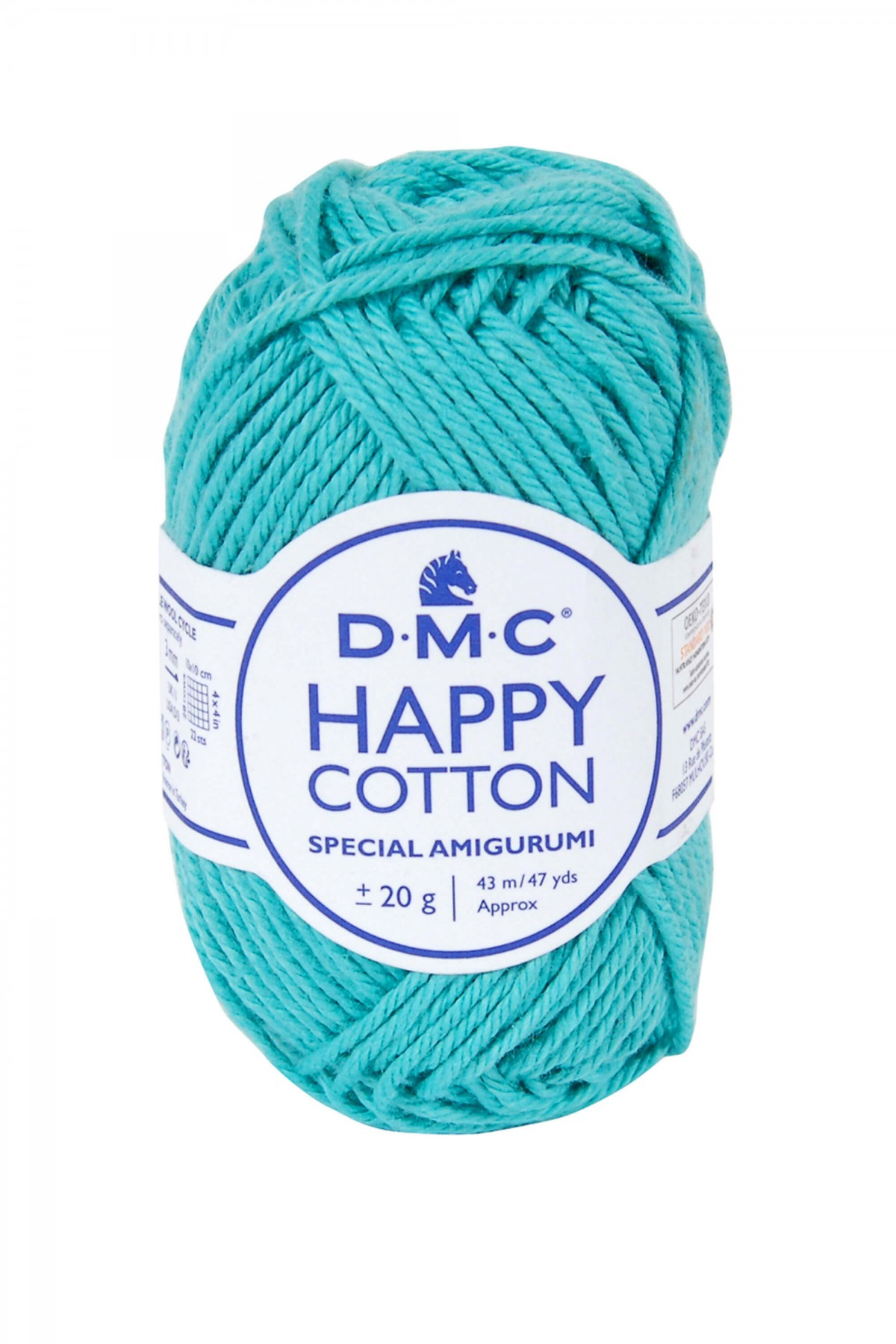 Fil pour amigurumis en coton DMC Happy Cotton 784
