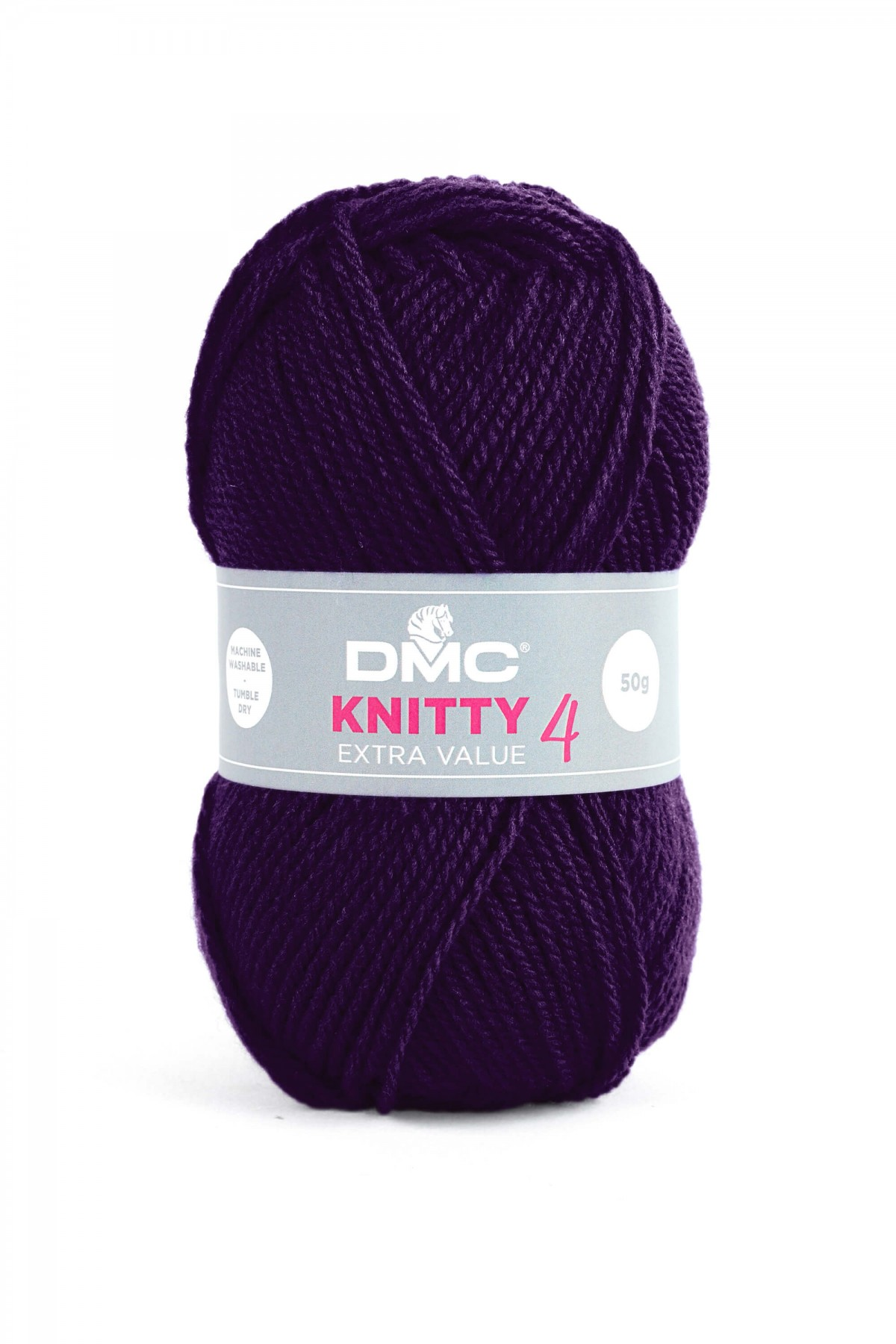 Laine acrylique DMC Knitty Just Knitting 50 g 840
