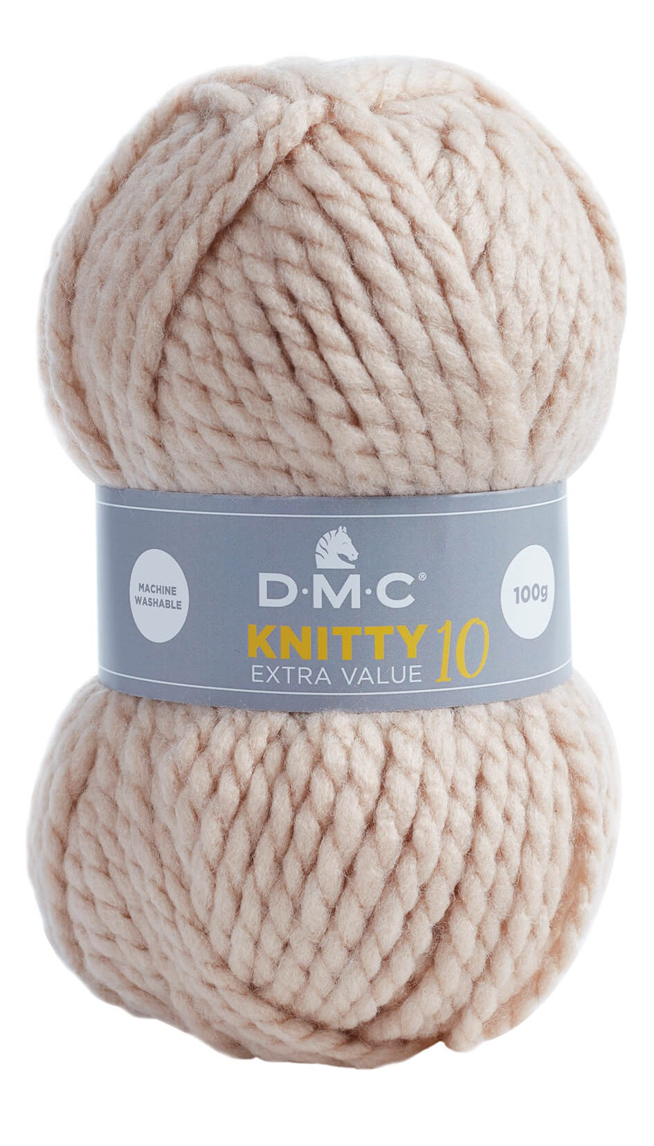 Laine acrylique épaisse DMC Knitty 10 Just Knitting 936