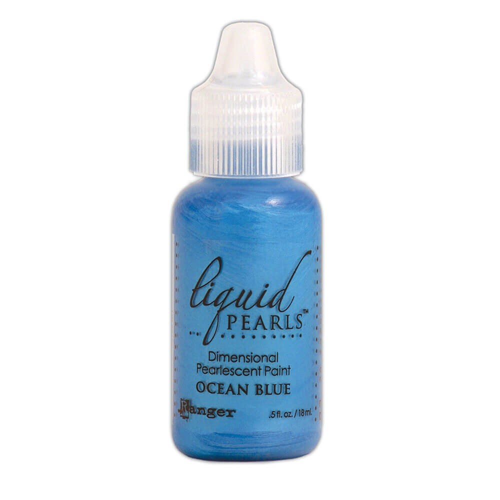 Liquid Pearls Ocean Blue
