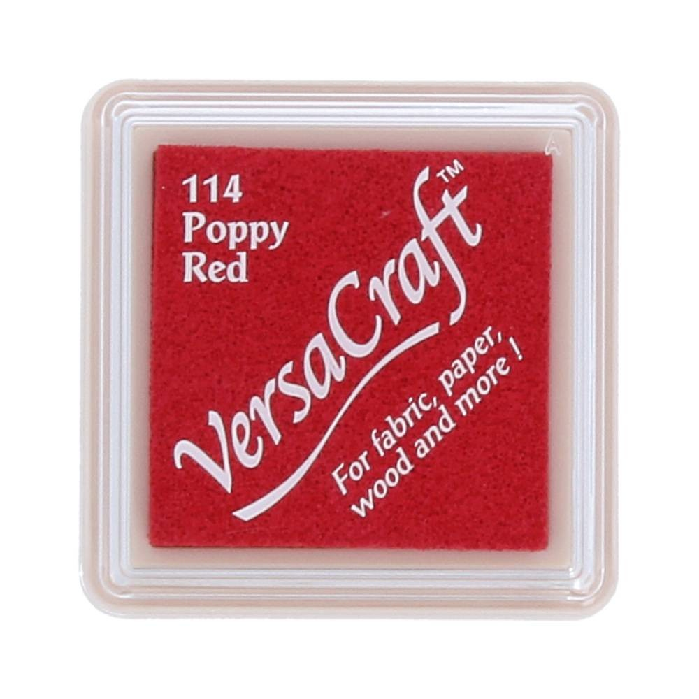 Encre VersaCraft Mini Poppy Red