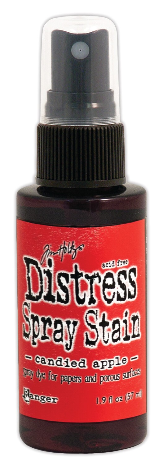 Encre Distress Spray Stain Candied Apple