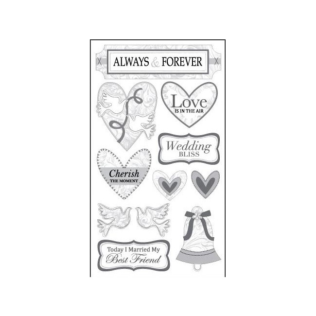 Always & Forever Stickers