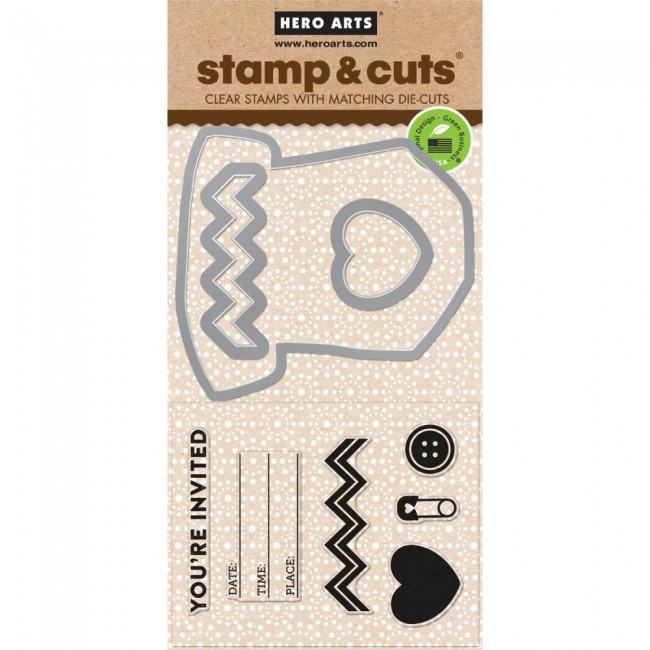 Stamp and Cut Baby
