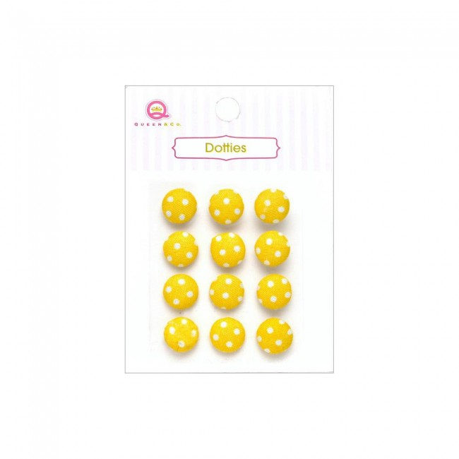 Dotties Yellow