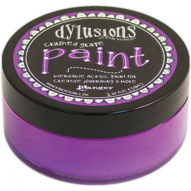 Peinture acrylique Dylusions - Crushed Grape