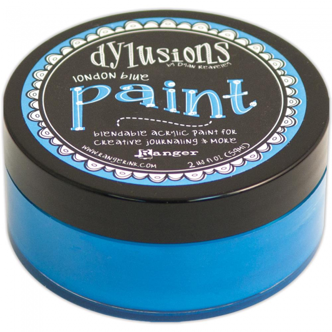 Peinture acrylique Dylusions - London Blue