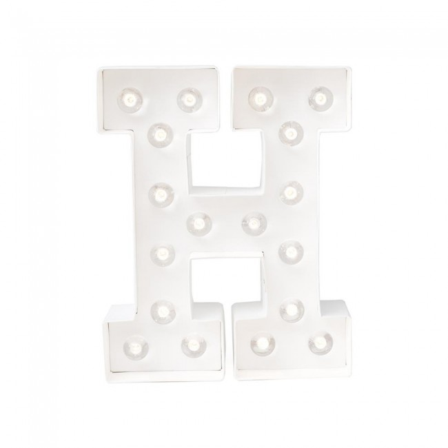 """Lettre Marquee Love 8"""" H"""