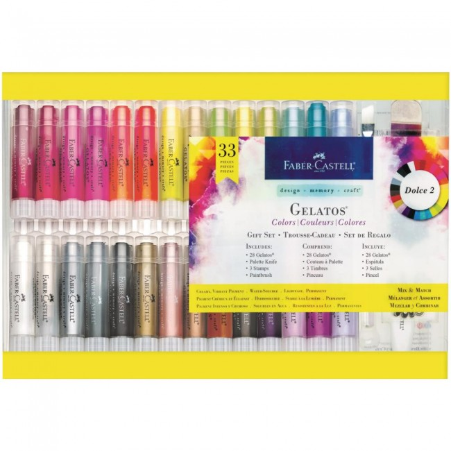 Gelatos Kit Cadeau Mix & Match Dolce II