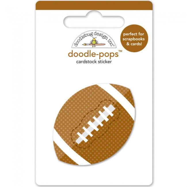 Football Doodle Pops