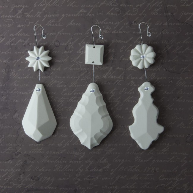 Chandelier Pendants II Archival Cast