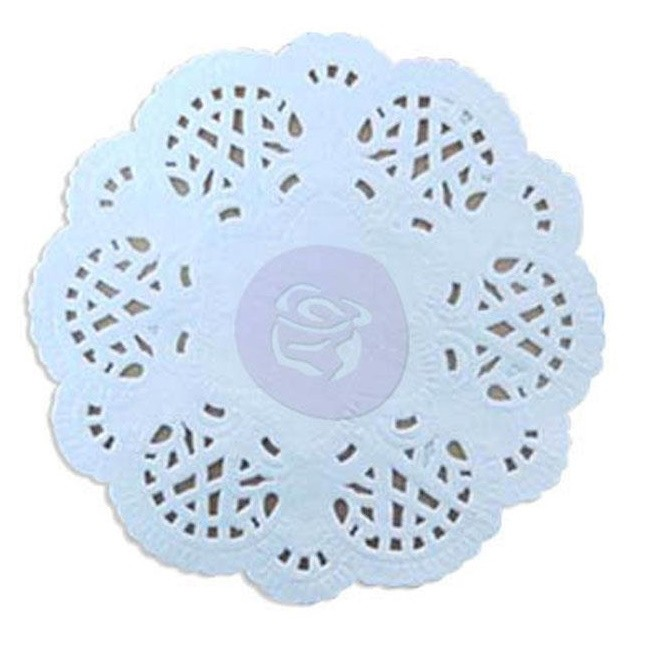 Paper Doilies White