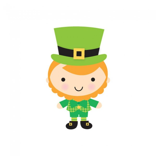 Leprechaun Mini Icons Stickers