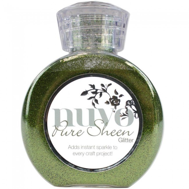 Paillettes Pure Sheen - Olive Green