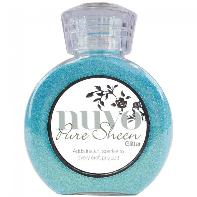 Paillettes Pure Sheen - Aqua