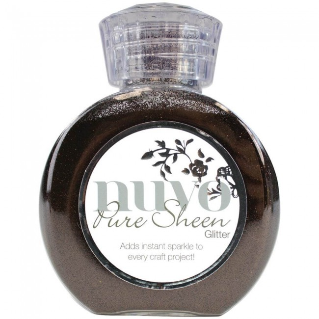 Paillettes Pure Sheen - Chocolate