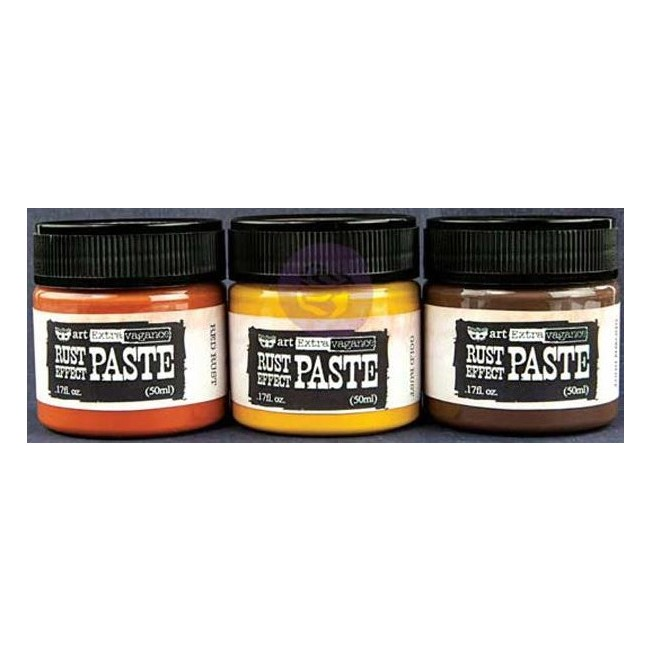 Rust Effect Paste Set