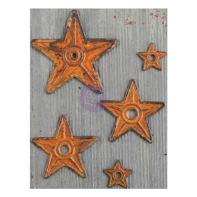 Barn Stars Mechanicals