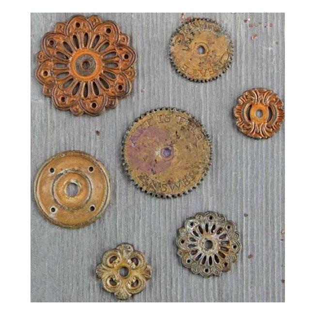 Rustic Washers Mechanicals