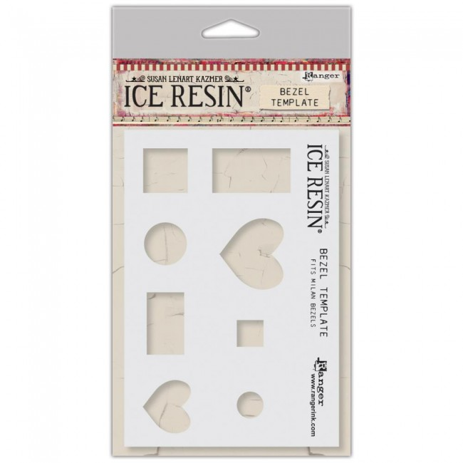Bezel Template Ice Resin
