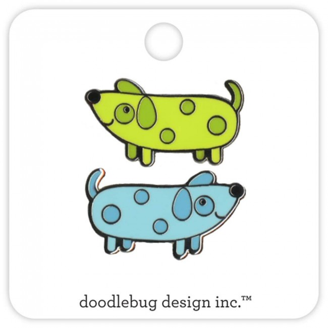 Pin Edition Limitée Puppy Love - Weenies