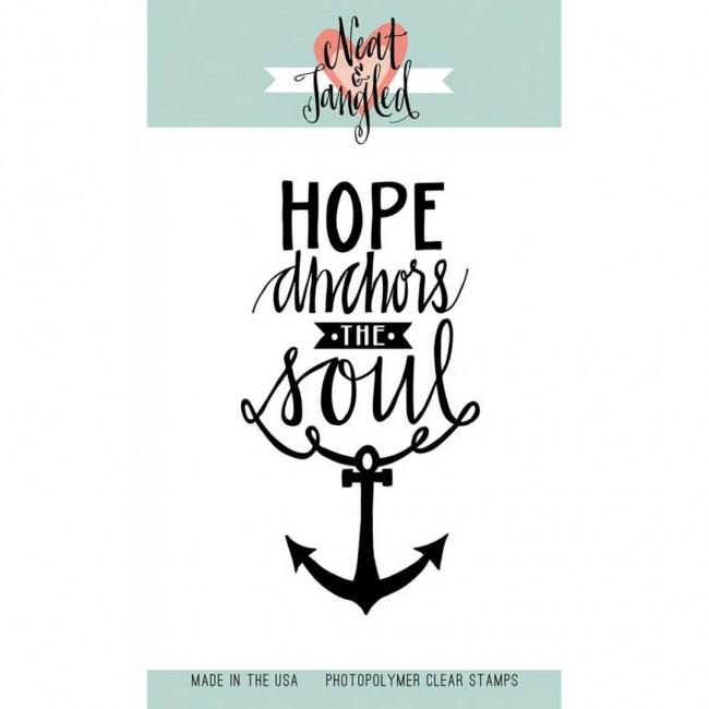Tampon Acrylique Hope Anchors