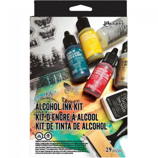 Kit Tim Holtz Alcool Ink