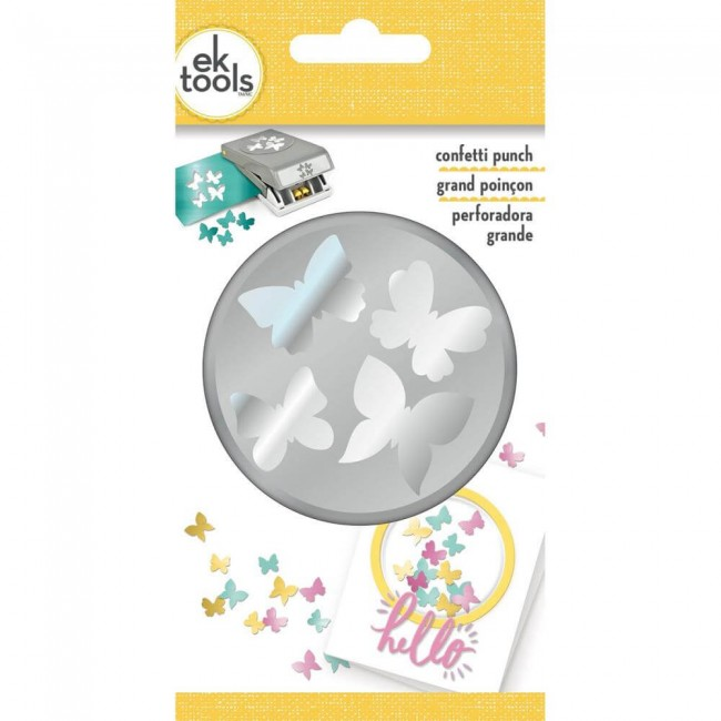 Perforatrice Confetti Butterfly