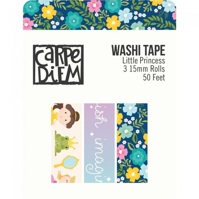 Lot de Washi Tape Little Princess