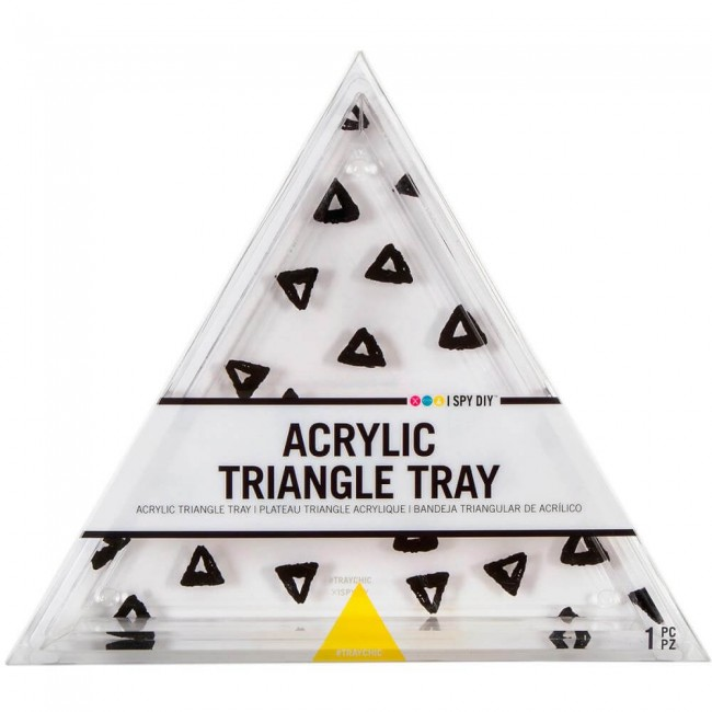 Plateau I Spy DIY - Triangle