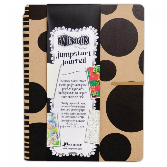 Cahier Mixed Media Jumpstart Journal