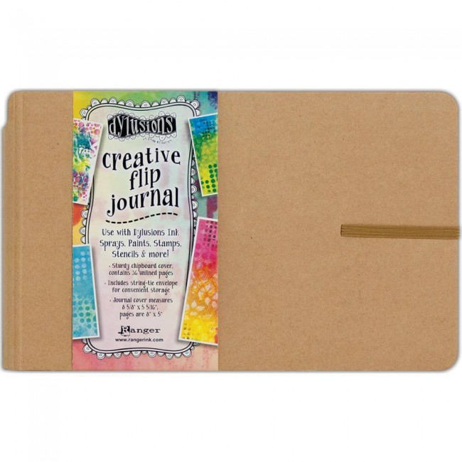 "Kraft Creative Journal 8,5""x5,5"""