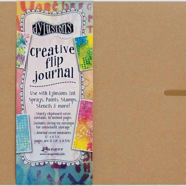 "Kraft Creative Journal 12""x8,5"
