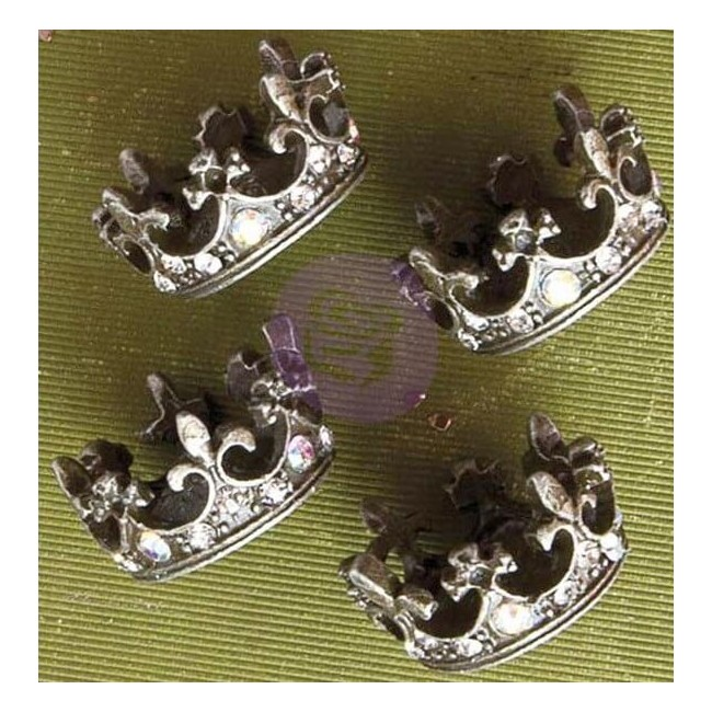 Métalliques Memory Hardware - French Regalia Crowns I