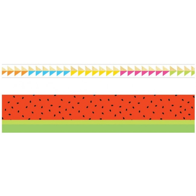 Washi Tape Summer Fun