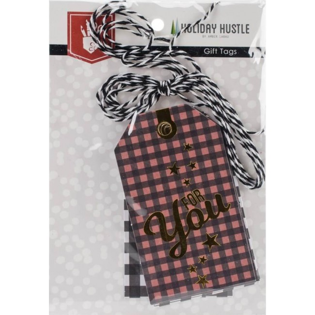 Tags Holiday Hustle - Gift
