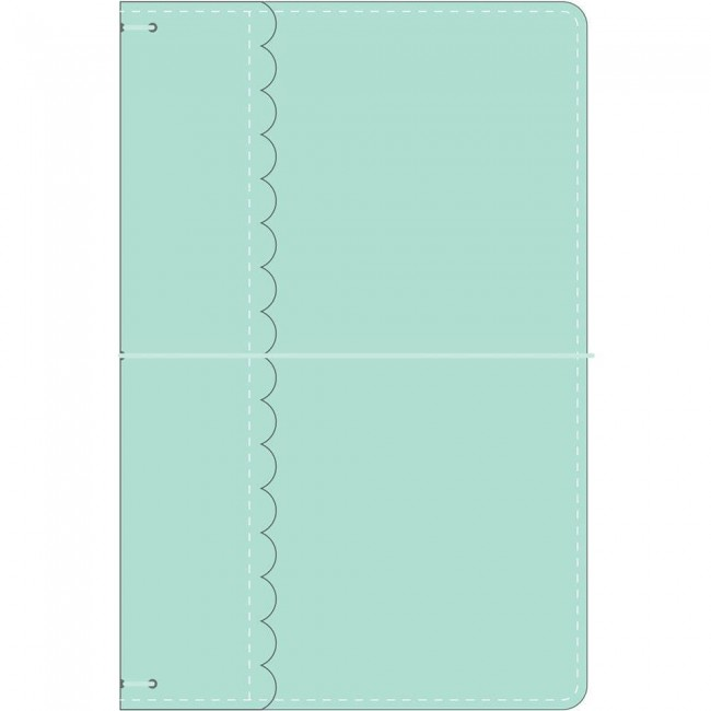 Traveler's Notebook Mint