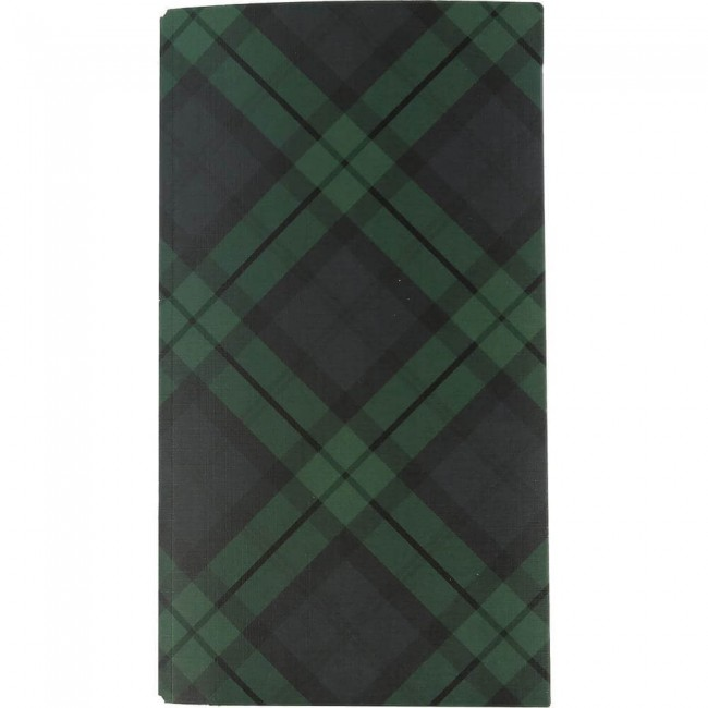 Insert pour Agenda Black Watch Plaid Poche