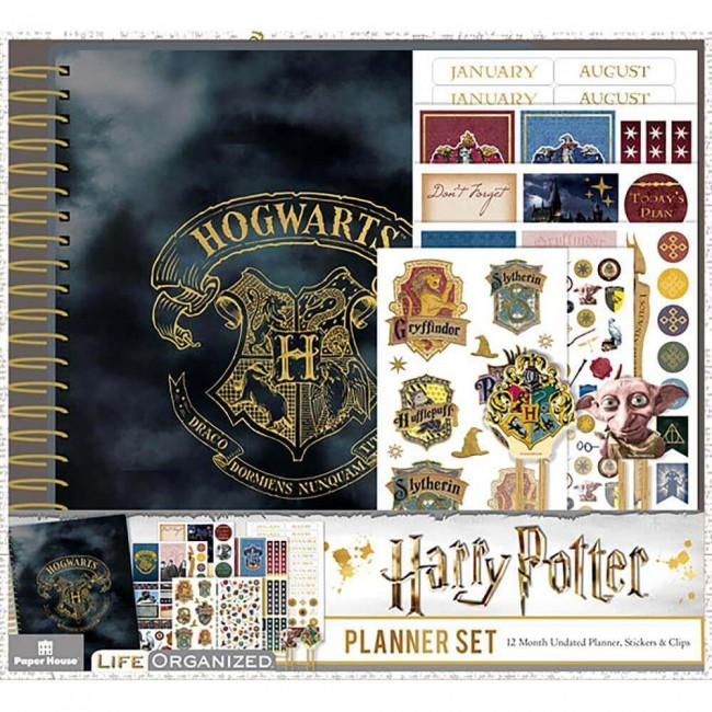 Kit Agenda Harry Potter