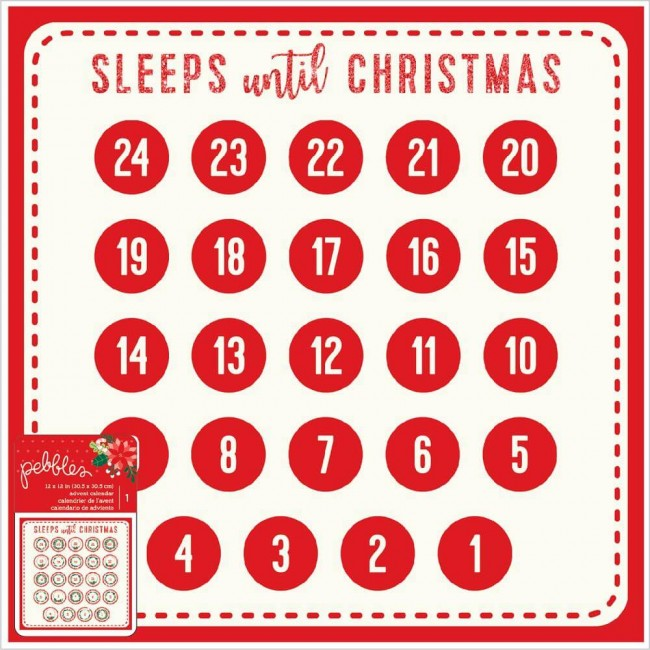Calendrier d'Avent Cozy & Bright Specialty