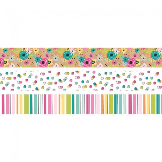 Lot de Washi Tape Oh Happy Day