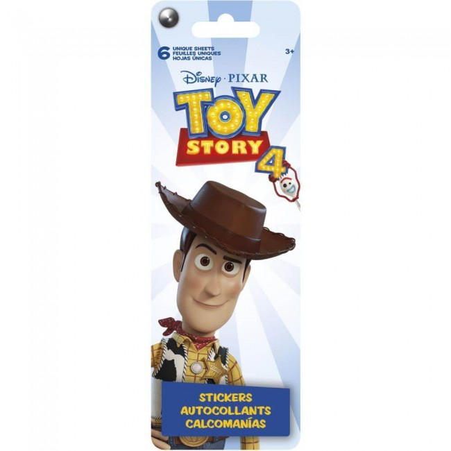 Autocollants Flip Pack Toy Story 4