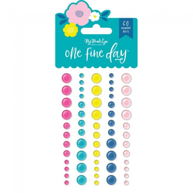 Enamel Dots One Fine Day