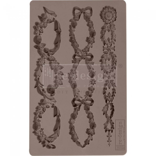 Moule Re Design Floral Chain
