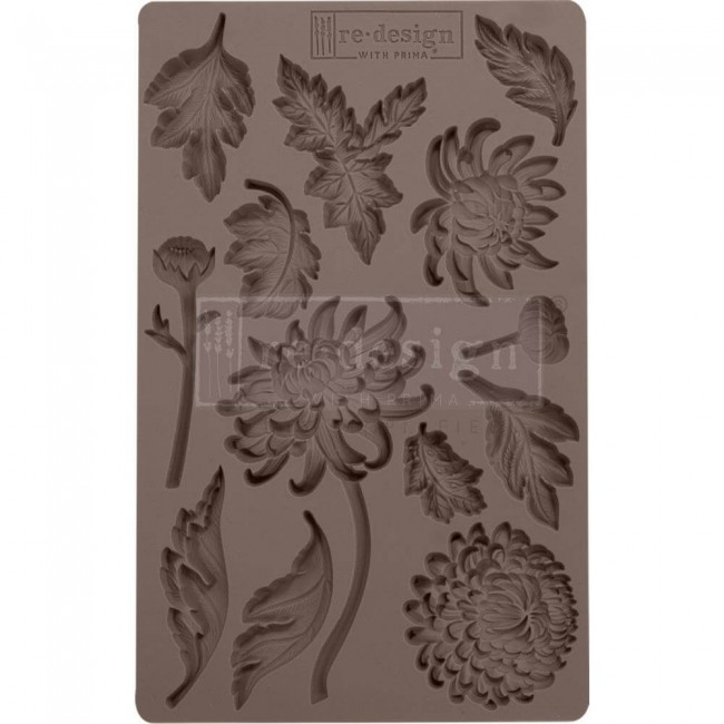 Moule Re Design Botanist Floral