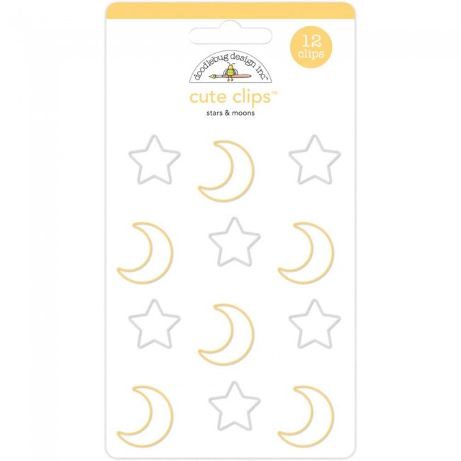 Clips Candy Carnival Stars & Moons