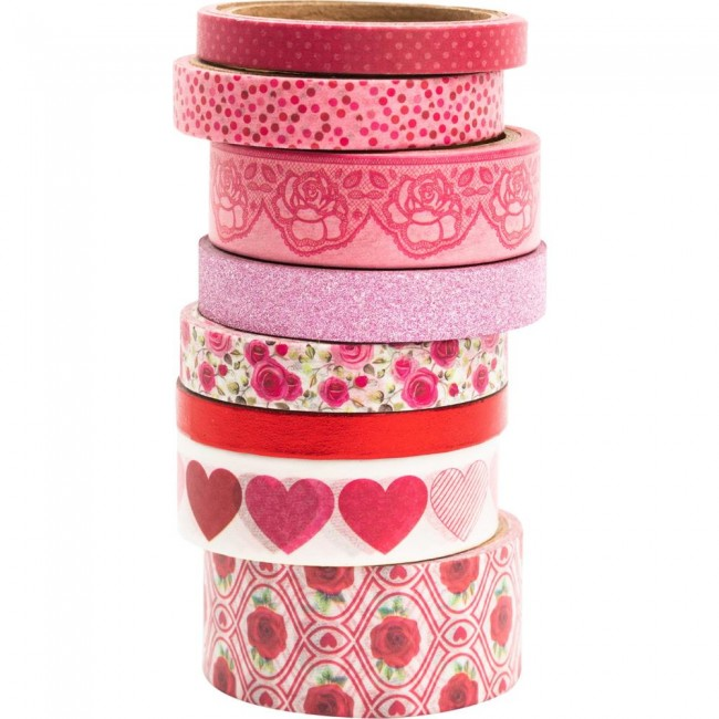 Lot de Washi Tape Count The Ways