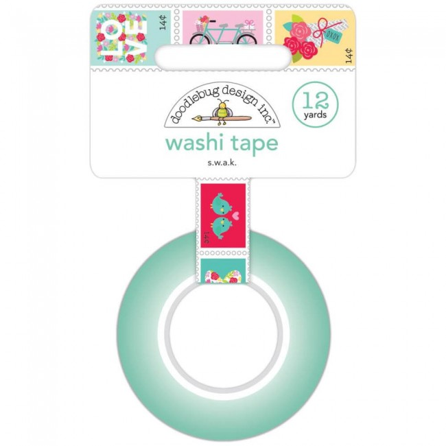 Washi Tape Love Notes S.W.A.K.