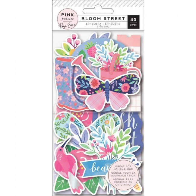 Die Cuts Bloom Street Paige Evans