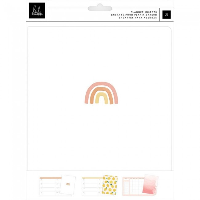 Inserts pour Album Chapters Heidi Swapp Storyline The Planner